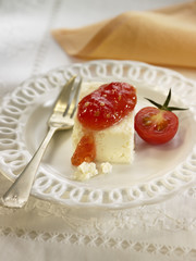 mato and tomato jam