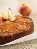 apple tatin cake