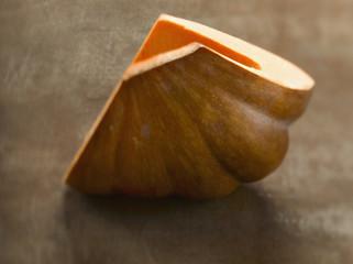 quater of a pumpkin