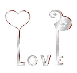 Love, vector