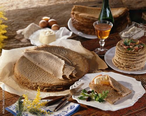 breton galette