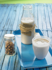 horchata or galingale milk