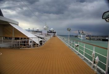 Ponte della nave