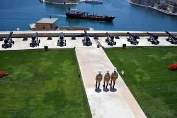 Malta e i militari