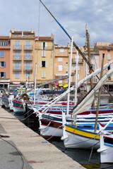 Saint Tropez port