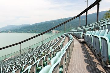 Bregenz / Seebühne / Bodensee / Austria