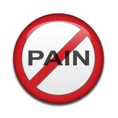 Chapa prohibido dolor