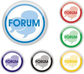 boutons forum