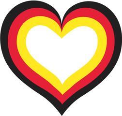 Deutschlandherz