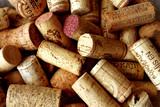 Wine corks' background - Fine Art prints