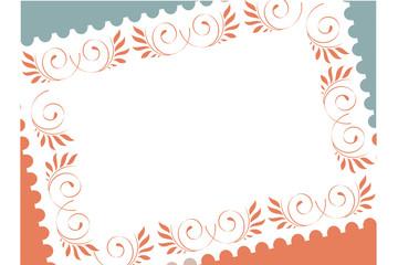 Stamp Shape Card