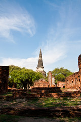 Historic Town of Ayutthaya  3