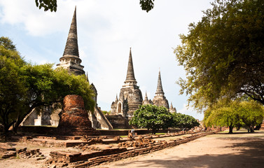 Historic Town of Ayutthaya 8