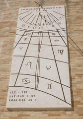 Meridiana orologio