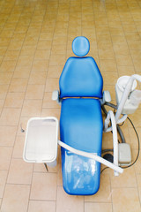 Dental chair equipment , dental medicine clinic