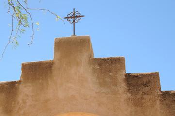San Xavier Mission Detail