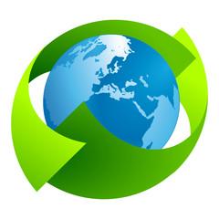 grüne Welt Siegel
