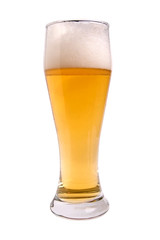Beer; Objects on white background