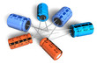 Electrolytic capacitors - 24205240