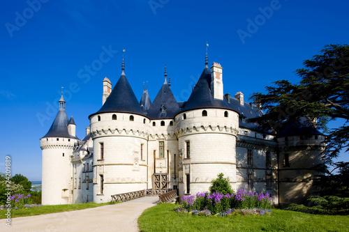 Papiers peints Chateau Chaumont-sur-Loire Castle, Centre, France