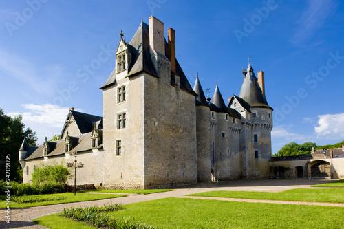 Fougeres-sur-Bievre Castle, Centre, France