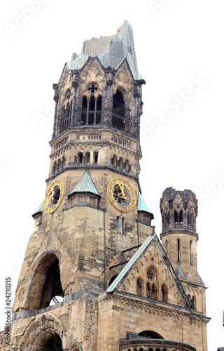Memorial Church in Berlin