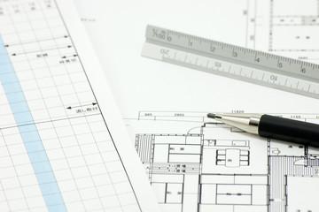図面と工程表
