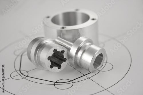 CNC Wałek Frezowanie Toczenie Produkcja - 24212241
