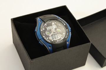 Men's wristwatch.