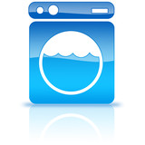 wash machine icon