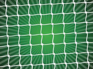 soccer net background