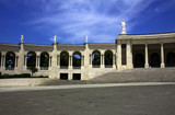 Sanctuary of Fatima, famous religious place in the center of Por poster