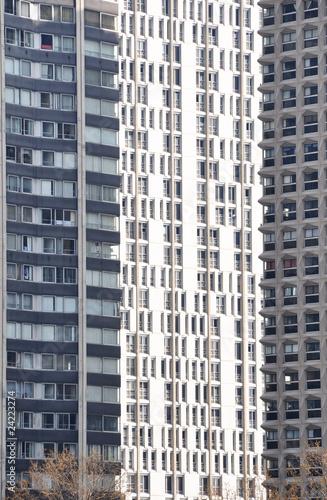 Building facades