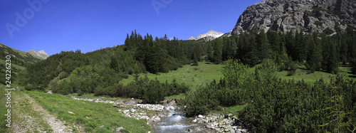 Alpenpanorama Extralang © Prager Rene