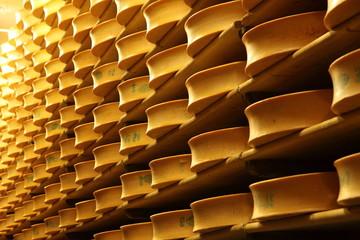 cave d'affinage de fromage