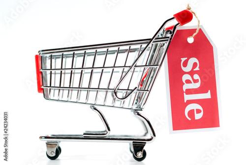 Einkaufswagen Sale V1
