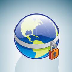 Globe & Locker