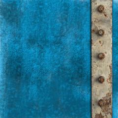 fondo grunge arquitectura azul