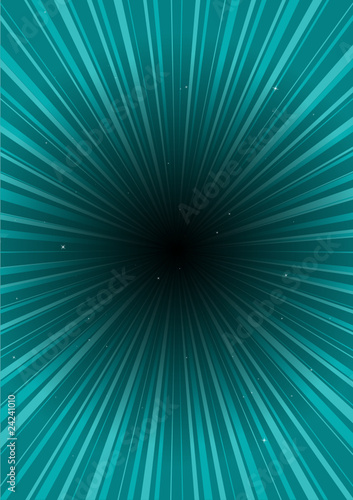 High speed space travel vector abstraction