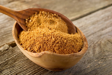 brown sugar - zucchero di canna