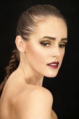 Frauen Portrait - Make-Up