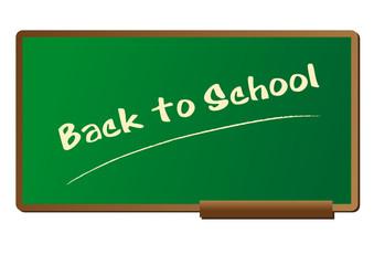 pizarra back to school