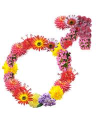 flkower symbol