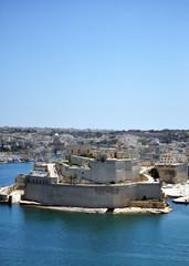 Malta, il fortino militare