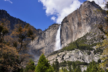 Yosemite Fall, Yosemite National Park