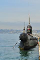 "Soviet ""Foxtrot"" Submarine"
