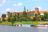 Wawel Castle, Cracow, Poland poster