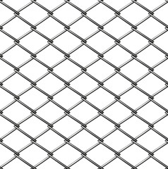 chainlink fence seamless
