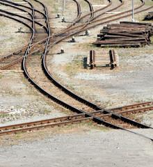 tracciato ferroviario
