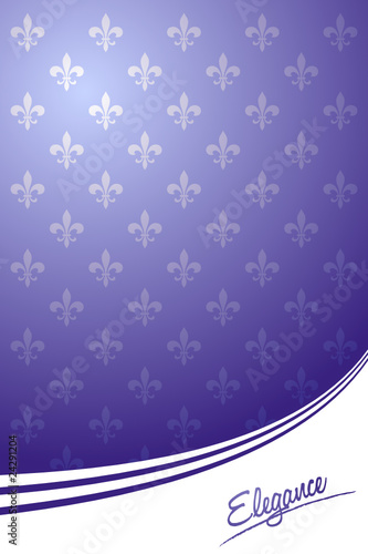 Royal purple elegant background